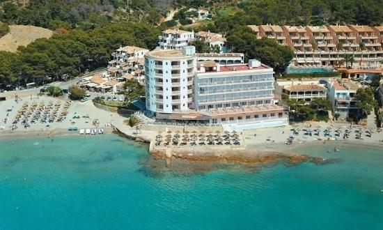 Sant Elm, Spain: Hotel