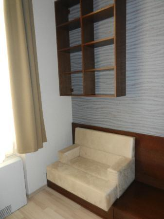 Hotel Soleil Szeged: Room, downstairs