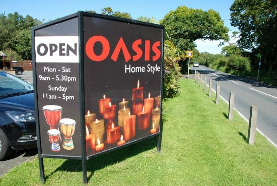 Oasis The Shop