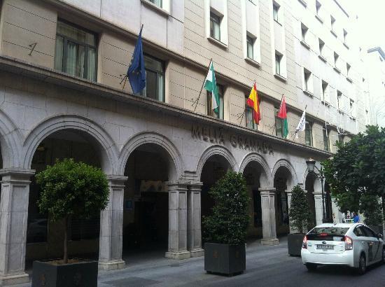เมเลีย กรานาดา โฮเต็ล: hotel