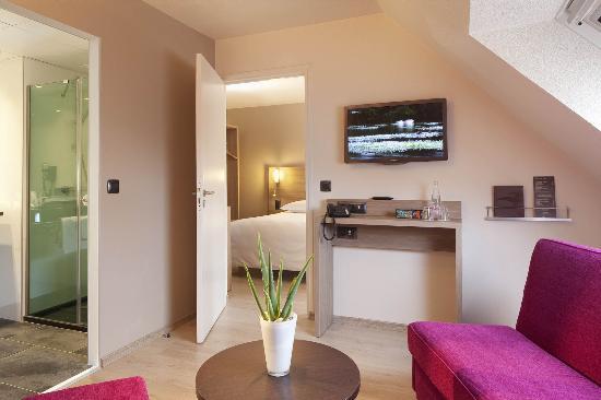 Hotel Escale Oceania : Chambre Familiale