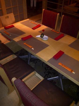 Daruma: Private room