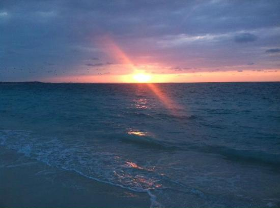 The Sands at Grace Bay : Turk & Caicos Sunset