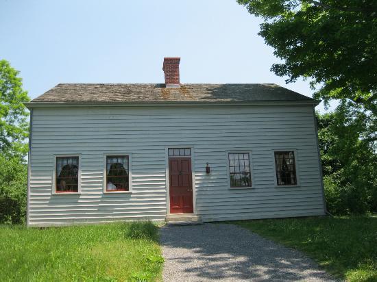 Smith Family Farm: Smith Family Frame Home