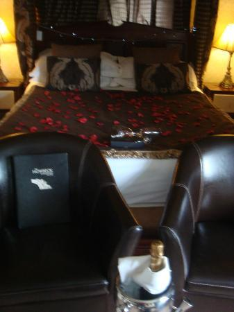 The Howbeck: romantic package