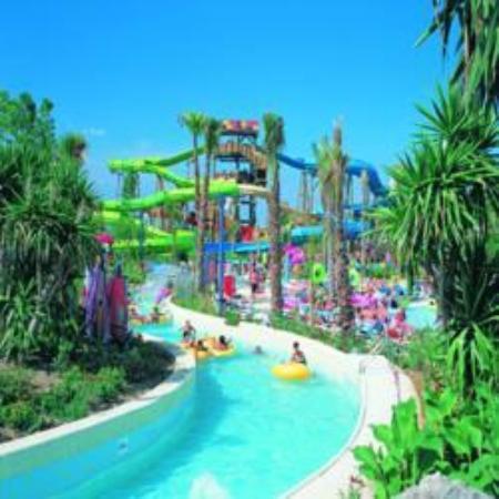 PortAventura Caribe Aquatic Park: Eau