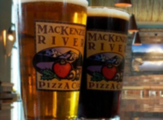 MacKenzie River Pizza Co.: Microbrews
