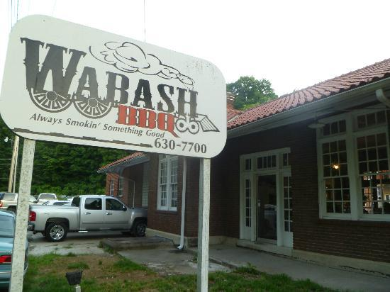 Wabash's BBQ and Blues Garden: Wabash BBQ