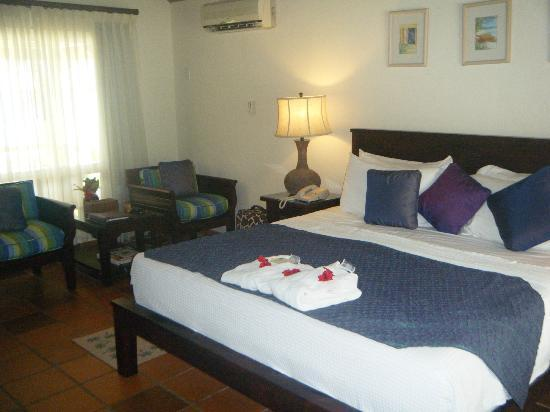 Galley Bay Resort: Our Room