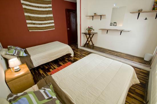 Peru Road Trip Bed & Breakfast: Machu Picchu Room