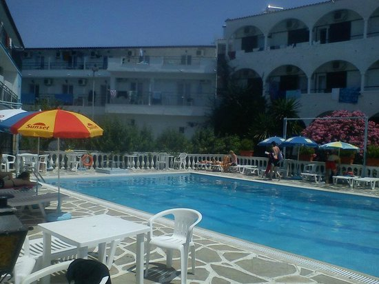 Gouvia Hotel: pool