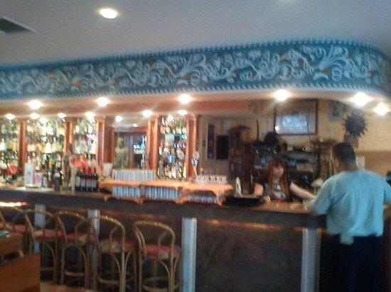 Gouvia Hotel: bar