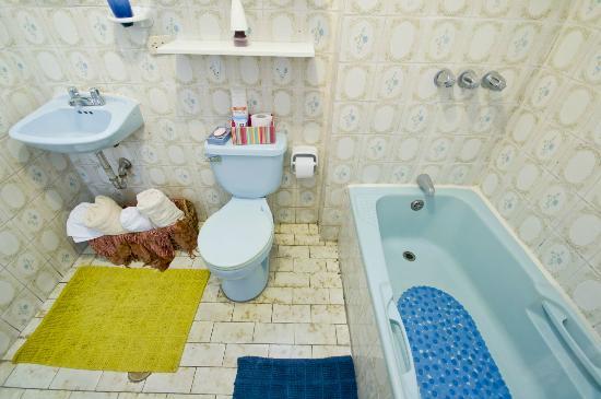 Peru Road Trip Bed & Breakfast: Shared Bathroom