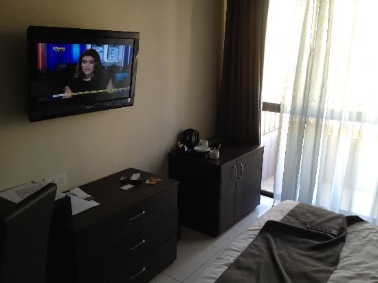 Argento Hotel: double room