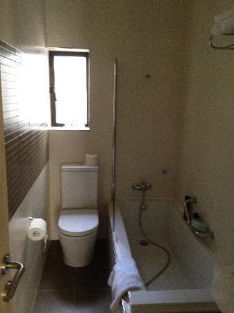 Argento Hotel: bathroom