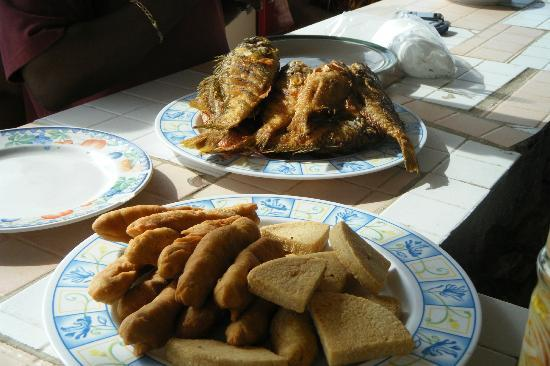 Portmore, Jamaica: Fish, Festival, and Bammy!