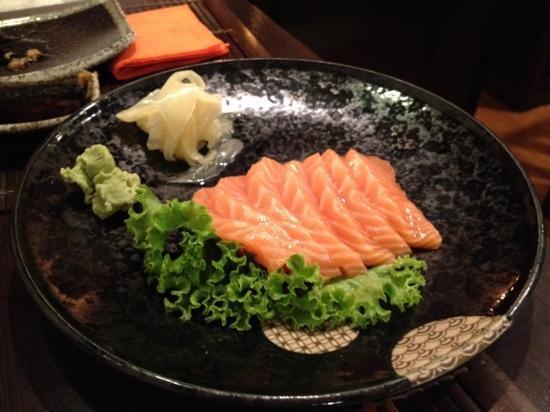 FUJI : sashimi