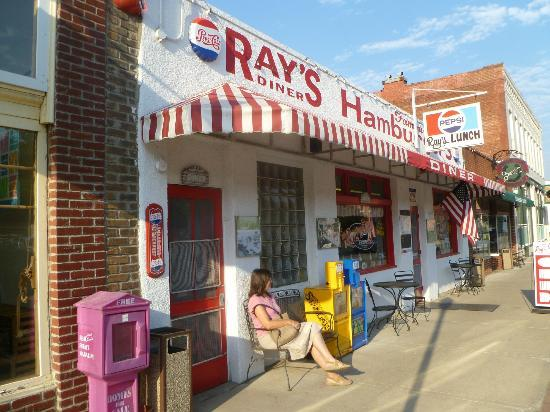 Ray's Lunch : Ray's Diner