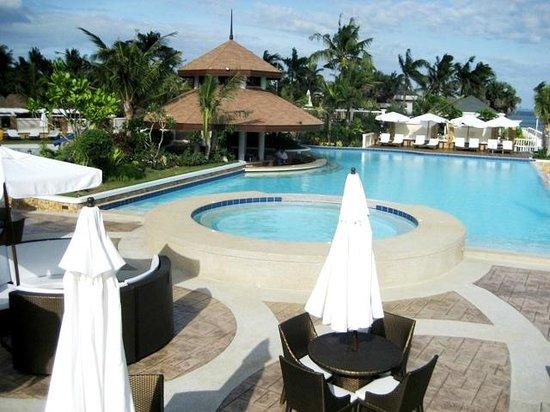 Tigbauan, Philippines : big pool