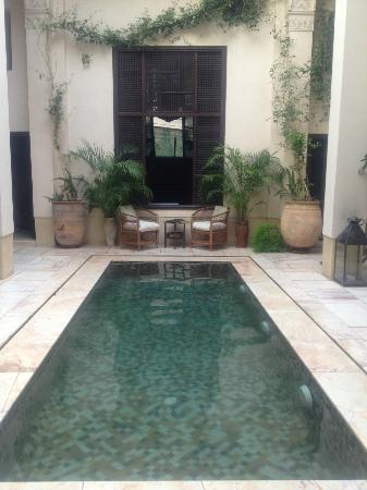 Riad Dixneuf La Ksour: Pool