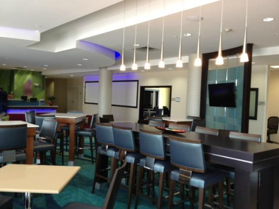 SpringHill Suites Enid: Dining
