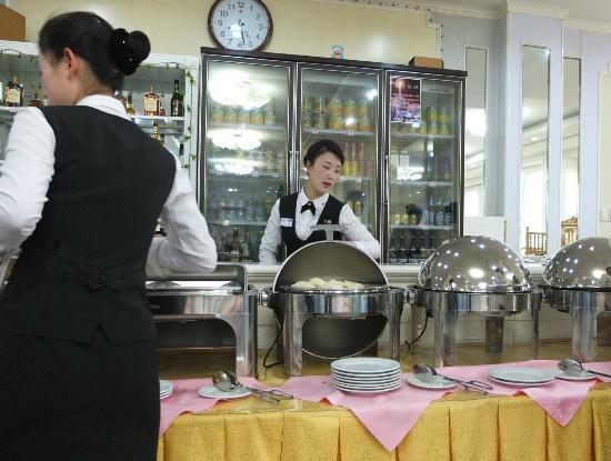 Haebangsan Hotel: Dining