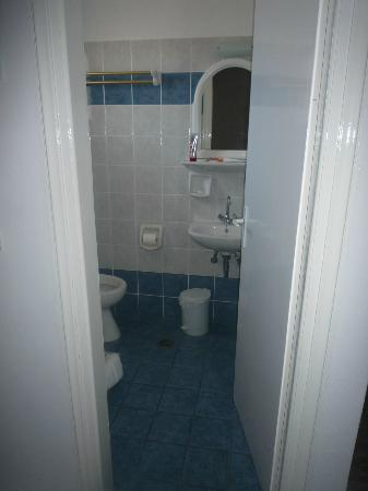 Villa Nimfea: Salle de bain