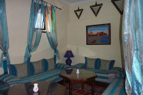 le salon bleu - Picture of Dar Yanis, Rabat - TripAdvisor