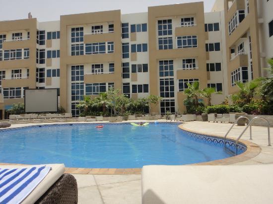 Elite Seef Residence & Hotel: Pool