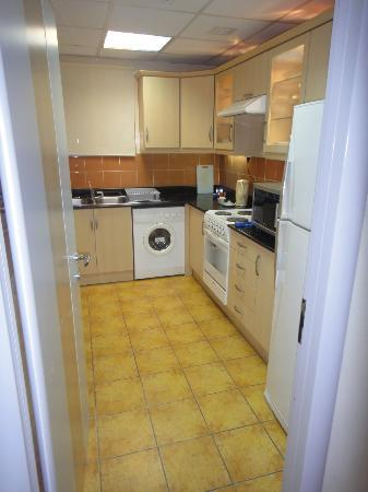 Elite Seef Residence & Hotel: Kitchen