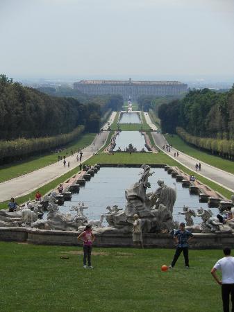 Reggia di Caserta: giardini
