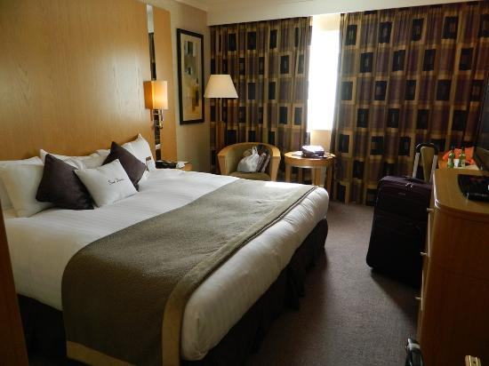 DoubleTree by Hilton Hotel Sheffield Park: Nice comfortable room