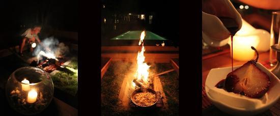 Posada Arenas de Jose Ignacio : Fire