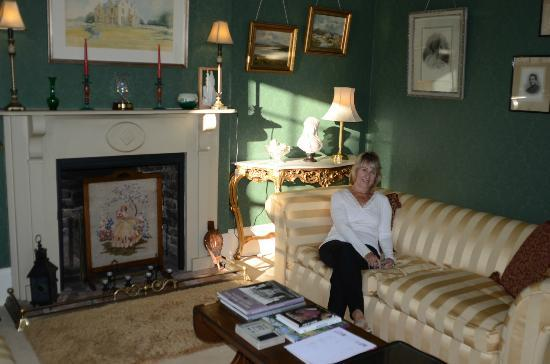 Marlagh Lodge: Living Room/Parlour