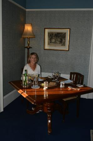 Marlagh Lodge: Dining room