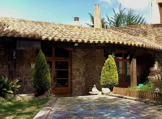 Restaurant El Refugi - Entrada