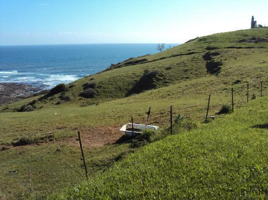 Posada Rural Punta Linera: bench view