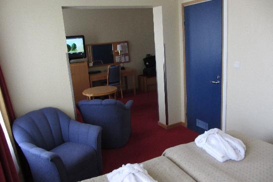 Best Western Hotel Raumanlinna: Camera