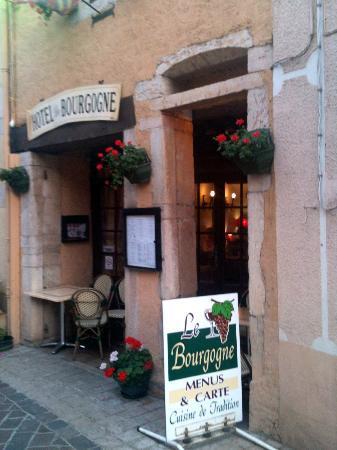 Le Bourgogne : Le restaurant Bourgogne à Tournus