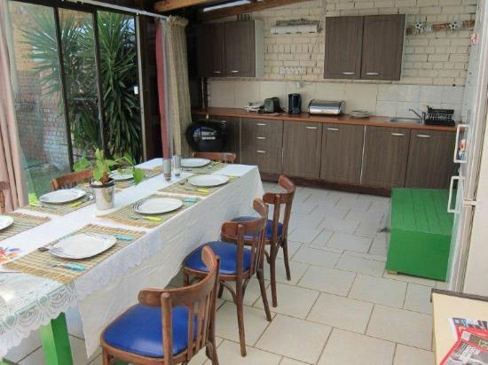 Villa Belladonna B&B: Self catering court