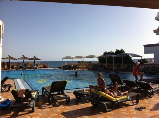 Insotel Hotel Formentera Playa: zwembad hotel