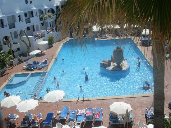 Sol Cala d'Or by Melia Apartamentos : Pool view