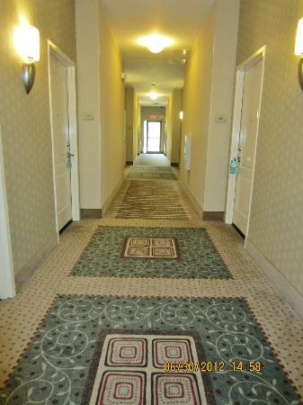 Hilton Garden Inn Cartersville: Typical hall