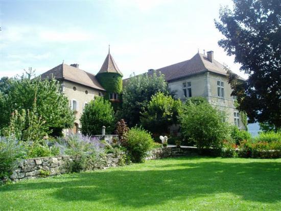 Chateau de Paquier