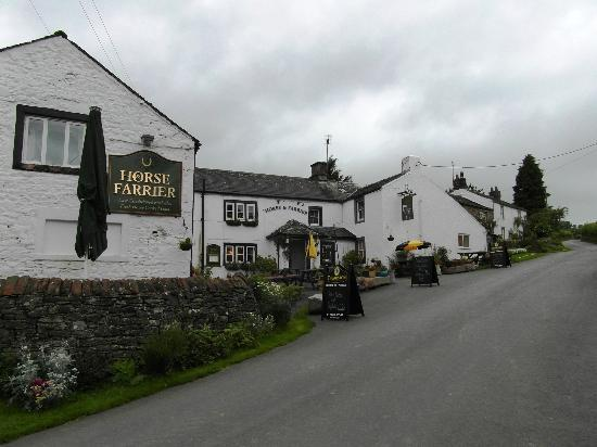 The Horse and Farrier Inn: Horse and Farrier at Dacre