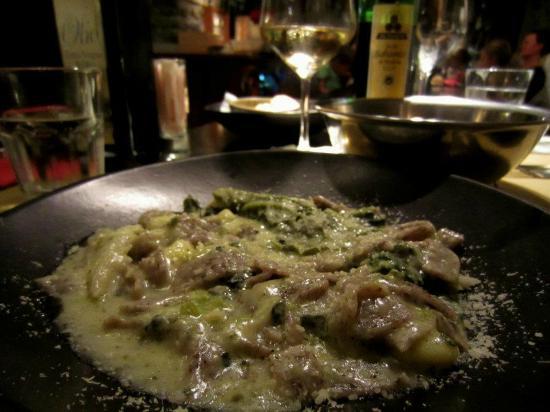 Aperitivo Et Al Bar : Pizzoccheri