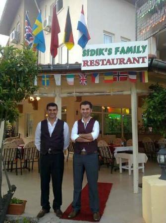 sidiks family restaurant : sıdık's family restaurant