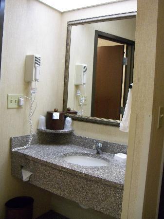 Drury Inn & Suites Nashville Airport: vanity