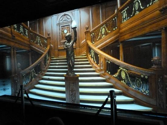 Jack and Rose's staircase! - Foto di Titanic Belfast ...