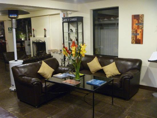 Encantada Casa Boutique Spa: Lobby